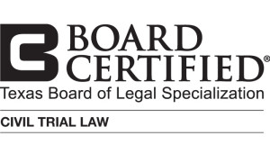 Board Certified in Civil Trial Law
