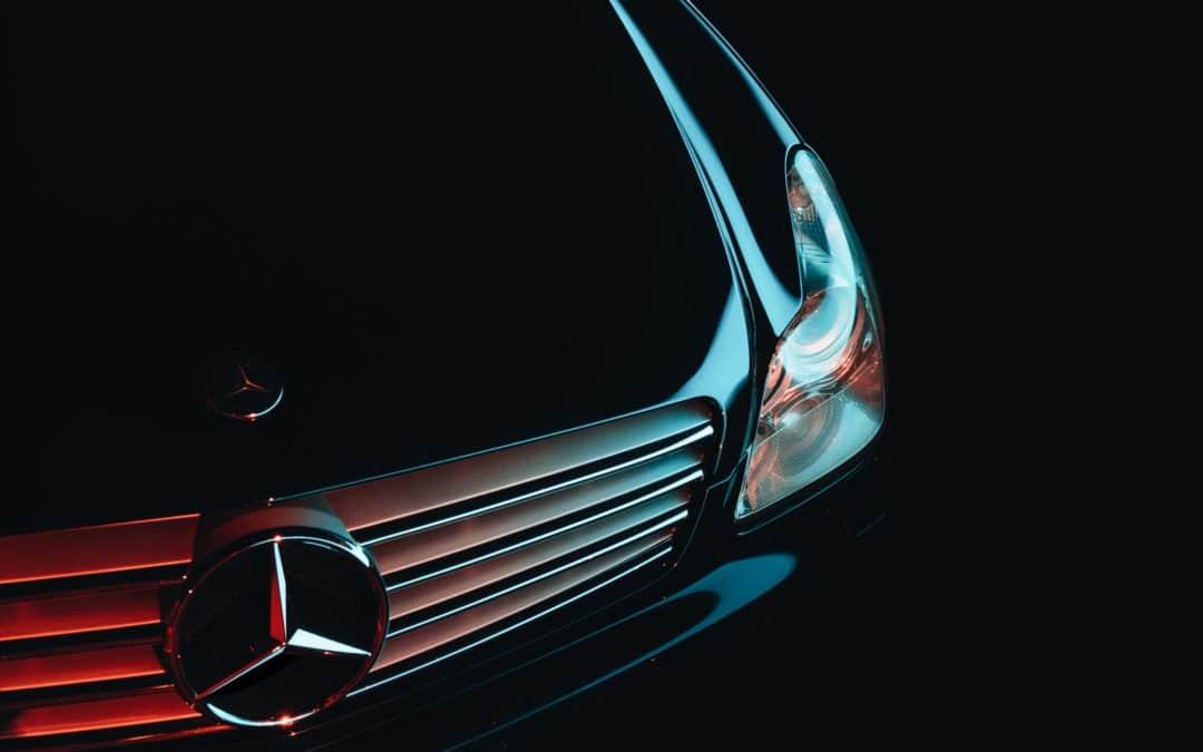 Mercedes Benz Takata Recall